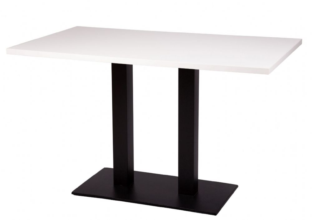 Restaurant Table with Laminate Wood Finish With Various Colours Available 1200x800